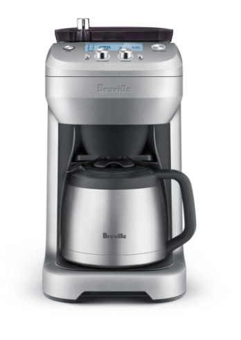 Breville BDC650BSS Grind Control Coffee Maker Brushed Stainless Steel