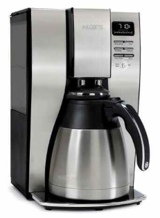 Mr. Coffee BVMC-PSTX95 10-Cup Optimal Brew Thermal Coffee Maker