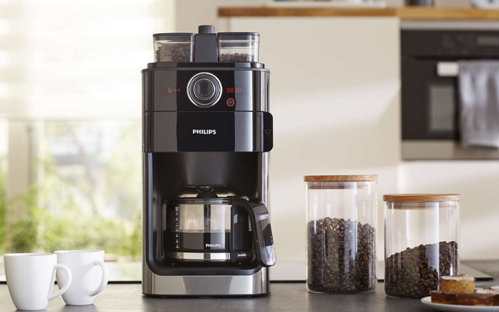 9 Best Coffee Makers That Grind Beans