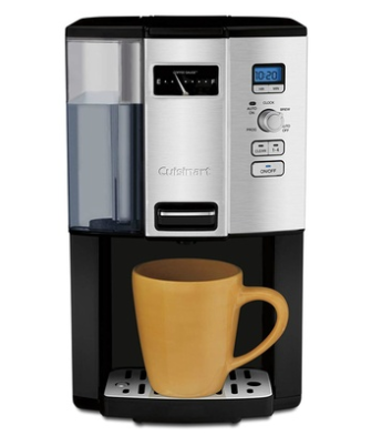 Cuisinart DCC-3000 coffee maker 12-cup capacity