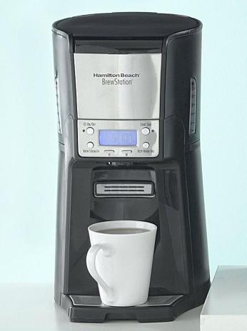 Hamilton Beach Coffee Maker (48464) with 12 Cup Capacity
