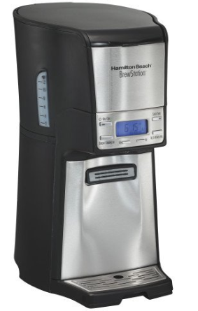 Hamilton Beach Coffee Maker-48465 with 12 Cup Capacity
