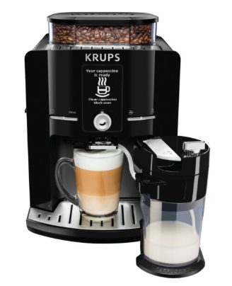 KRUPS EA8298 Cappuccino Bar, Fully Automatic Coffee Machine