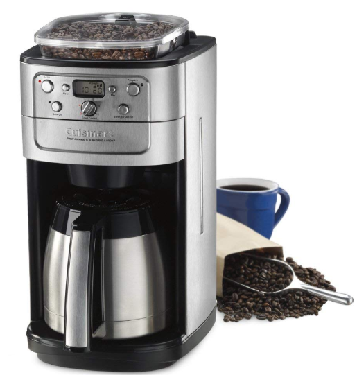 Cuisinart DGB-900BC Grind & Brew Thermal 12-Cup Coffeemaker