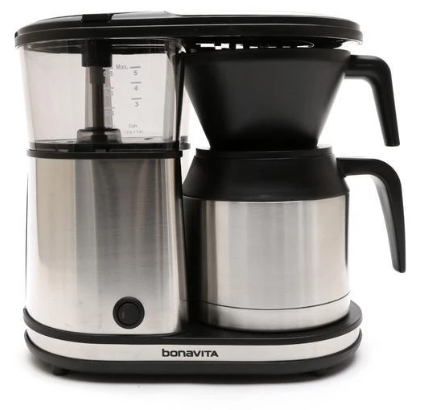 Bonavita 5 Cup One-Touch Coffee Maker