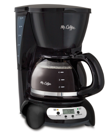 Mr. Coffee 5 Cup Coffee Maker