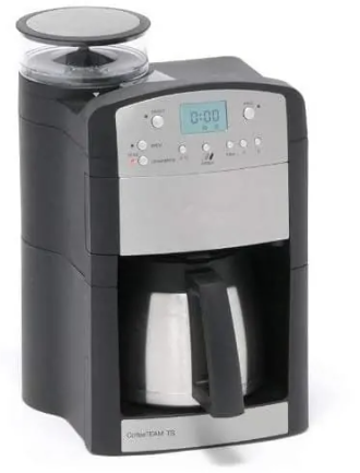 Capresso 465 CoffeeTeam TS 10-Cup Digital Coffeemaker