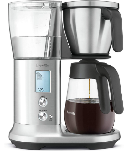 Breville BDC400 coffee maker with glass carafe