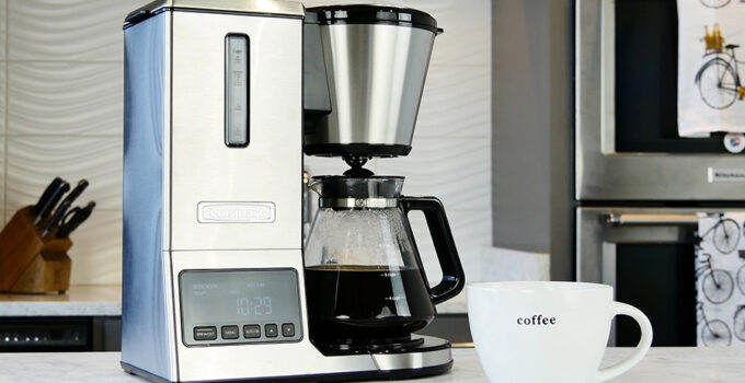 Best Automatic Pour-over Coffee Maker