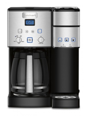 Cuisinart SS-15 Coffeemaker and Single-Serve Brewer