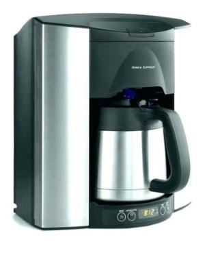 Brew Express Coffee-Maker
