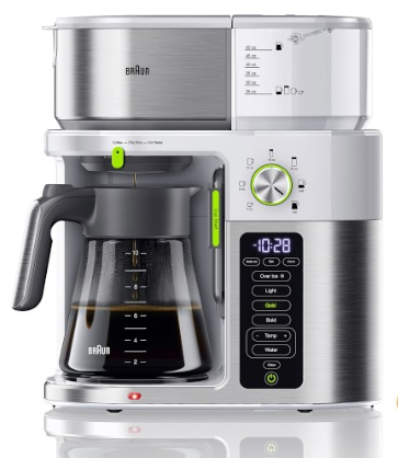 Braun-Multi Serve Coffee Machine