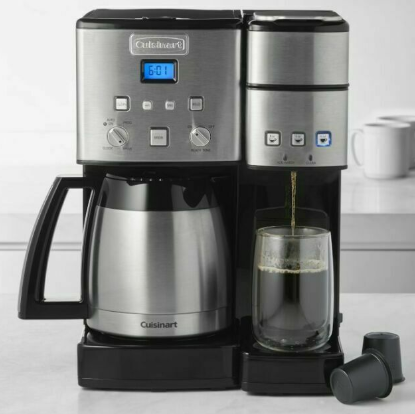 Cuisinart SS-20 Coffee Center 10-Cup Thermal Brewer