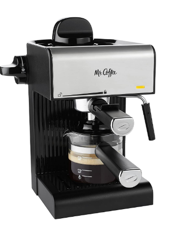 Mr. Coffee BVMC-ECM180 Steam Espresso Machine