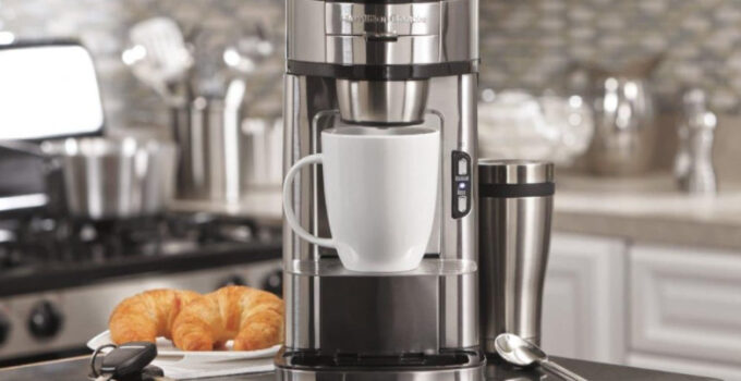 10 Best Single Serve Coffee Maker without Pods | 2021 Reviews