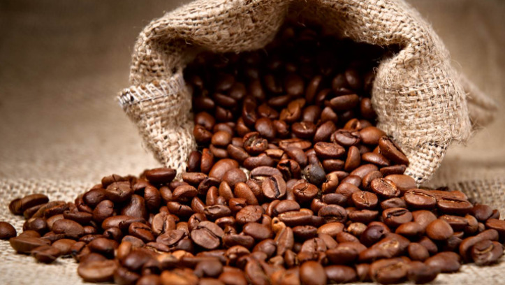 How many different types of coffee beans are there