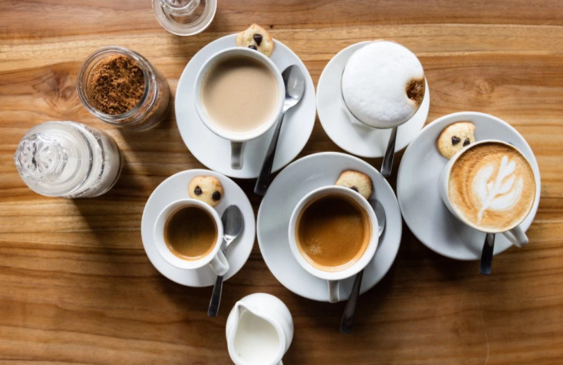 How many types of coffee drinks are there