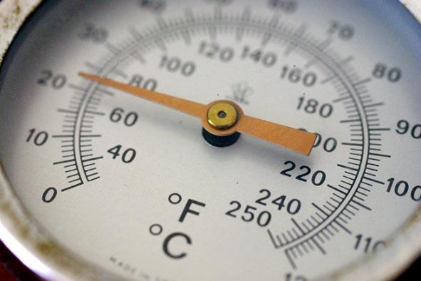 Get the right temperature