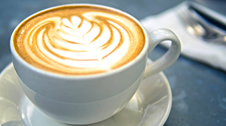 How to make a cup of coffee step by step
