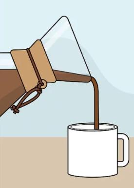 Step 7 - Pour into Mug