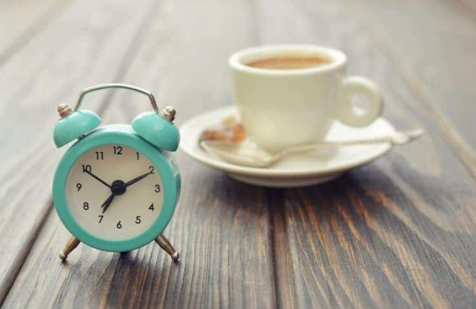 When is the best time to drink coffee before or after meal